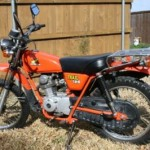 Honda CT125 Gallery