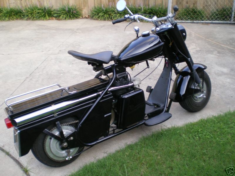 Motor Scooters For Sale Used