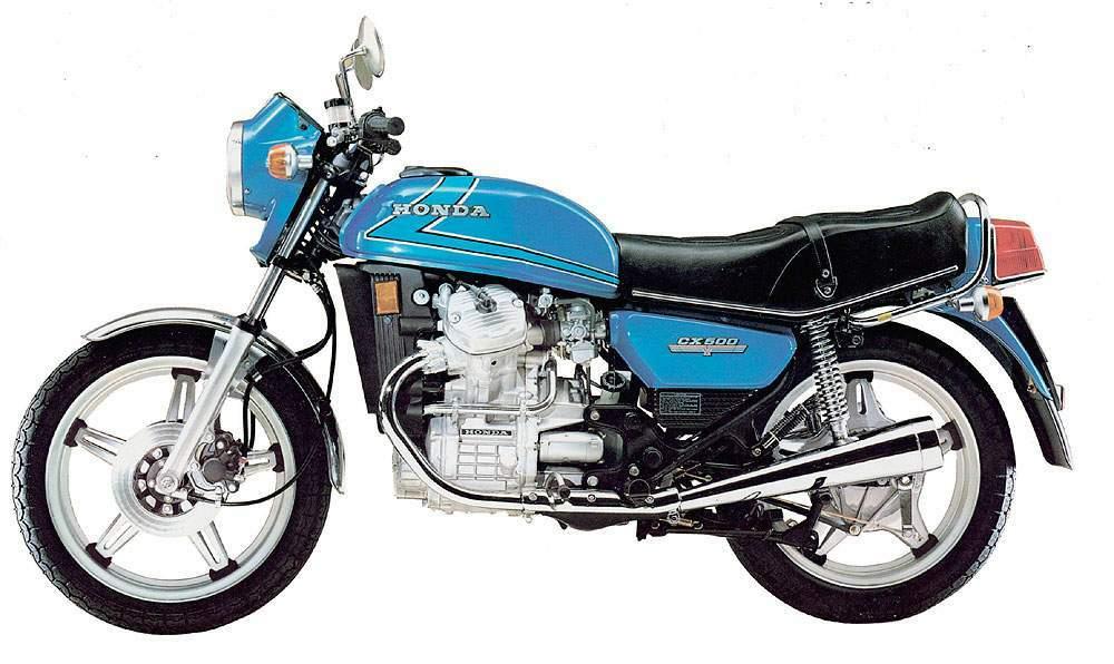 honda cx500 gallery classic motorbikes. Black Bedroom Furniture Sets. Home Design Ideas