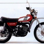 Yamaha DT400 Gallery