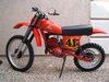 honda cr125 elsinore 1979