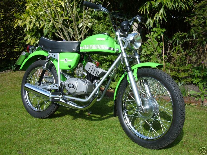 fantic classic motorcycles classic motorbikes