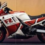 Yamaha FZ700