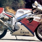 Yamaha FZR750 Gallery