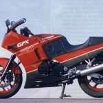 Kawasaki GPX600 Gallery