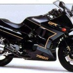 Kawasaki GPX750R Gallery