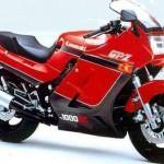 Kawasaki GPZ1000 Gallery