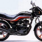 Kawasaki GPZ250 Gallery