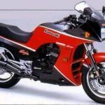 Kawasaki GPz900 Gallery