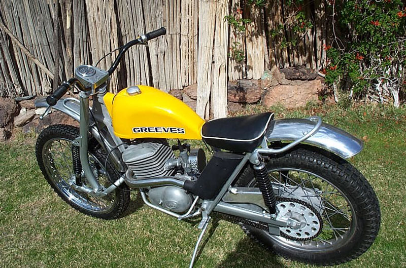 2015 Challenger >> Greeves Classic Motorcycles | Classic Motorbikes