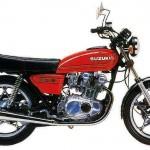 Suzuki GS425