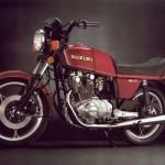 Suzuki GS450 Gallery