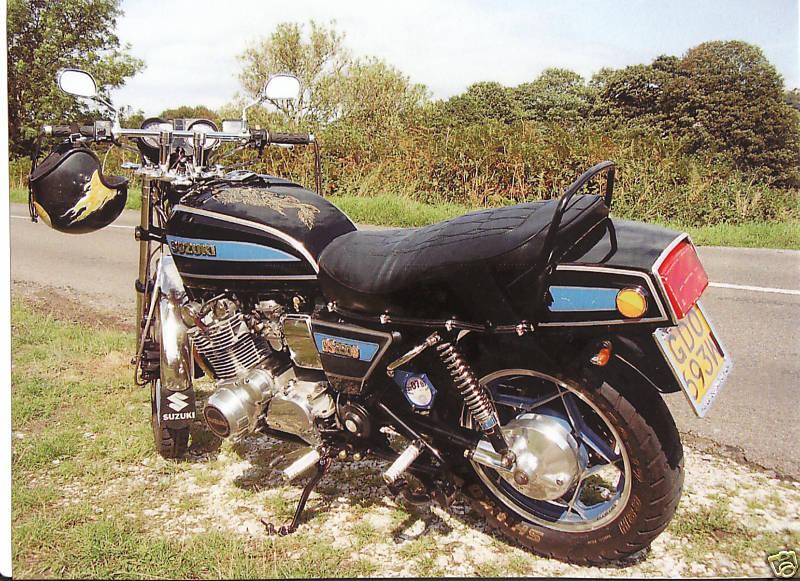 suzuki gs850 gallery   classic motorbikes