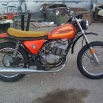 Harley Davidson SS250 Gallery