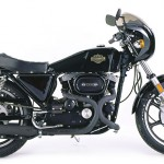 Harley Davidson XLCR Gallery