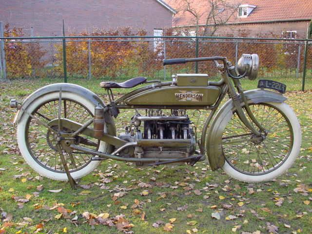 Henderson Classic Motorcycles Classic Motorbikes