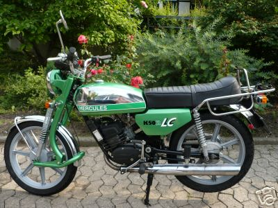 Hercules Classic Motorcycles Classic Motorbikes