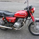 Honda CD125 Gallery