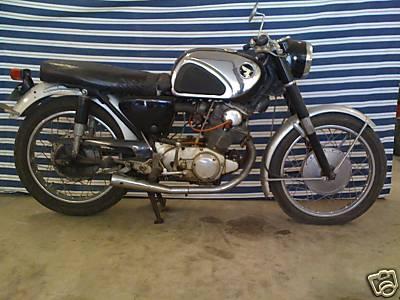Honda Factory Rims >> CB77 Gallery | Classic Motorbikes