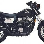 Honda VT500 Gallery