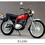 Honda XL250 Gallery