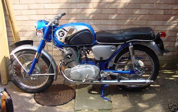 Honda Cb72 Gallery Classic Motorbikes
