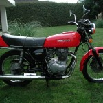 Honda CJ250 Gallery