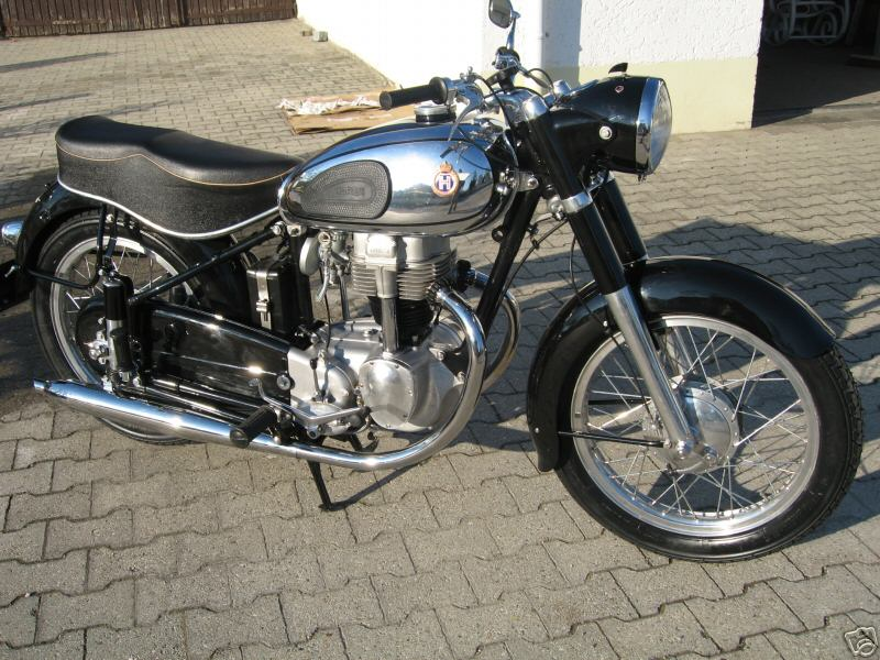 horex classic bikes classic motorbikes. Black Bedroom Furniture Sets. Home Design Ideas