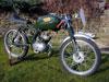 itom vintage racer 50cc 1959