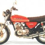 Kawasaki KH250 Gallery
