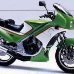 Kawasaki KR250 Gallery