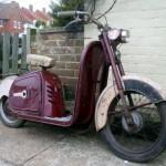 Mercury Classic Motorcycles