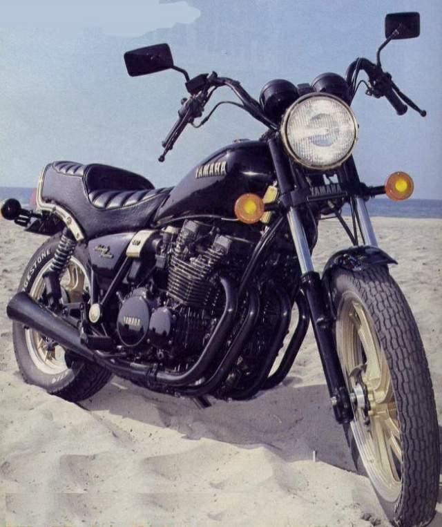 Yamaha Maxim Top Speed