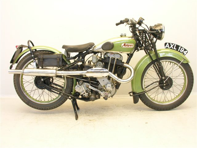 Montgomery Classic Motorcycles
