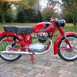 Moto Morini Classic Motorcycles
