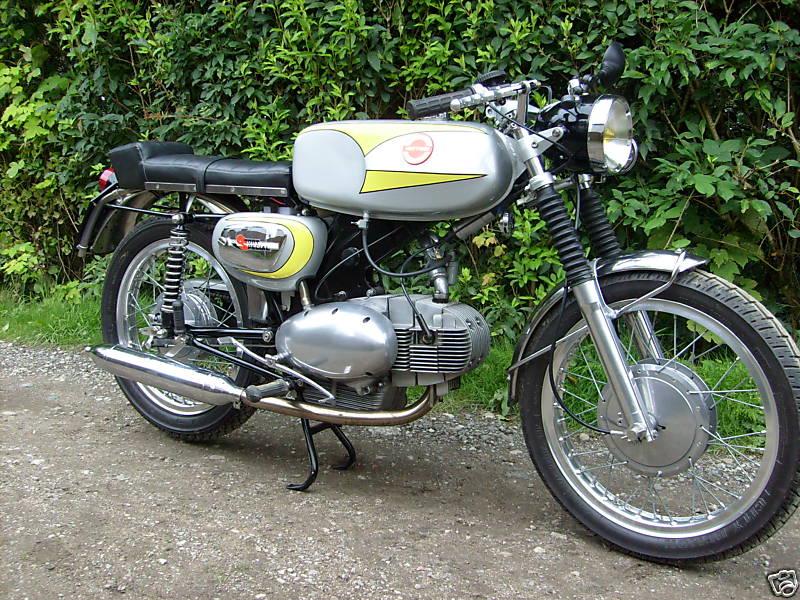 Motobi Classic Motorcycles