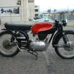 Parilla Classic Motorcycles