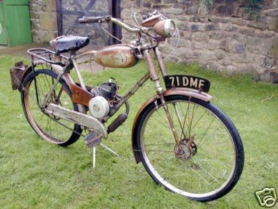 Phillips Classic Mopeds Classic Motorbikes