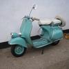 piaggio scooter, 125c 1953