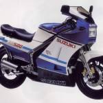 Suzuki RG500 Gallery