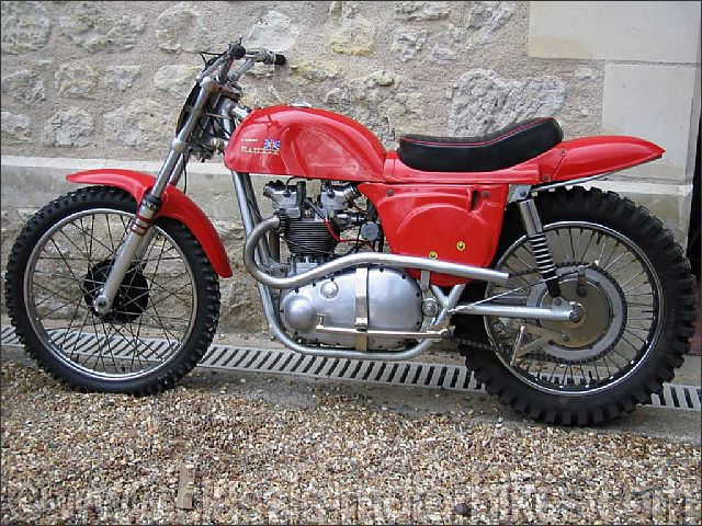 rickman classic motorcycles classic motorbikes. Black Bedroom Furniture Sets. Home Design Ideas