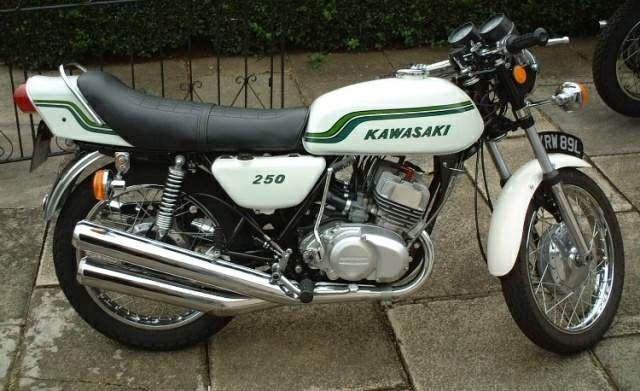 Kawasaki Kh For Sale