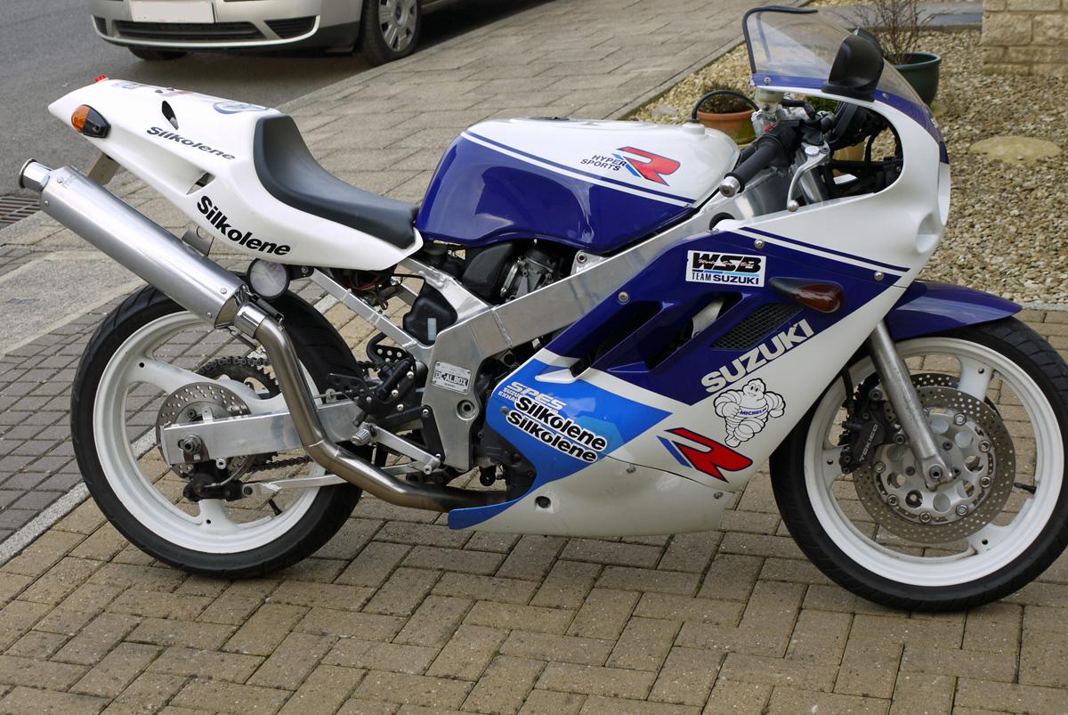 Suzuki GSX r400