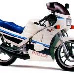 Suzuki RG125 Gallery