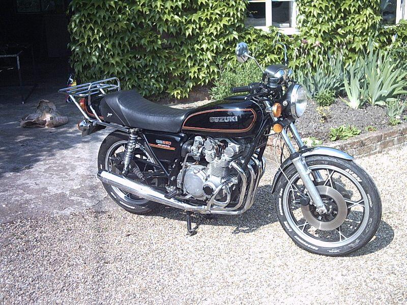 Suzuki Gs on 1980 Suzuki Gs550e