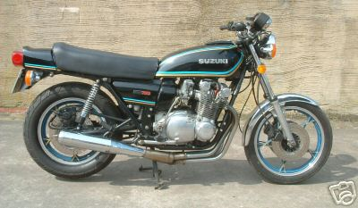 Suzuki Gs on 1980 Suzuki Gs750