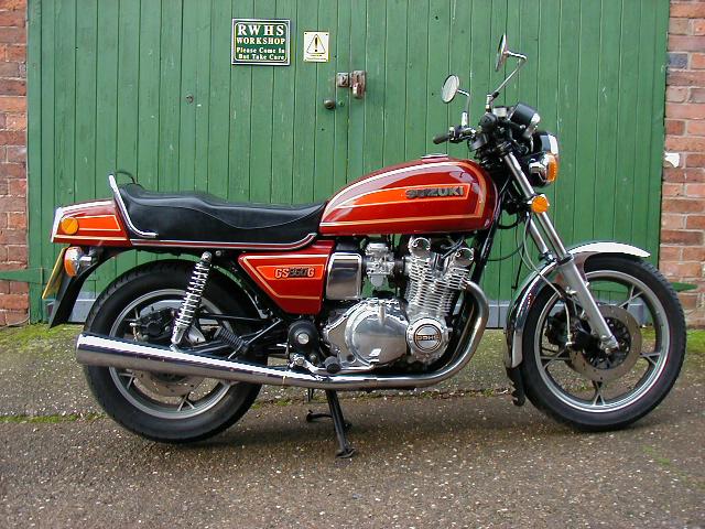 Suzuki, GS850, 850 ccm - dba.dk - Køb og Salg af Nyt og Brugt