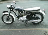 1964 Triumph T100