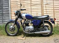 Triumph Bonneville 120R