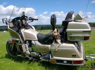 1988 Kawasaki ZG1200 Voyager